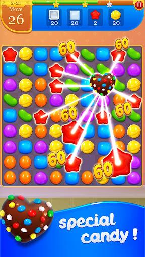Candy Bomb 2 - New Match 3 Puzzle Legend Game  captures d'écran 2