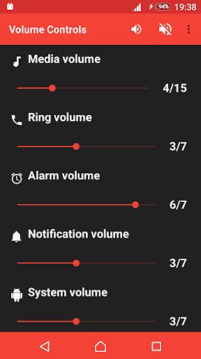 Volume Controls 3.2 screenshots 1