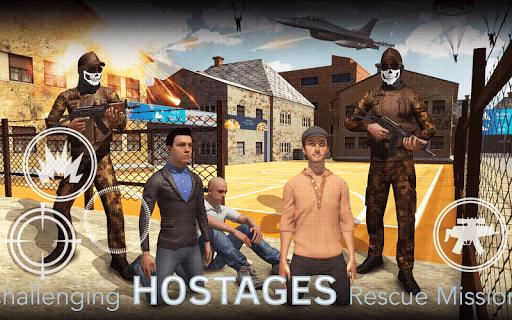 Freedom Forces Battle Shooting - Gun War 1.0.8 screenshots 5