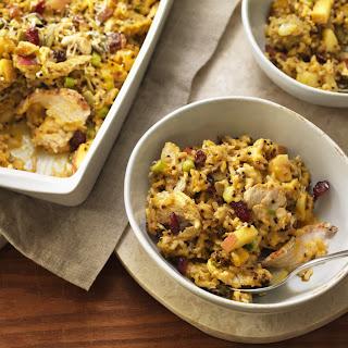 Autumn Squash & Turkey Casserole Recipe