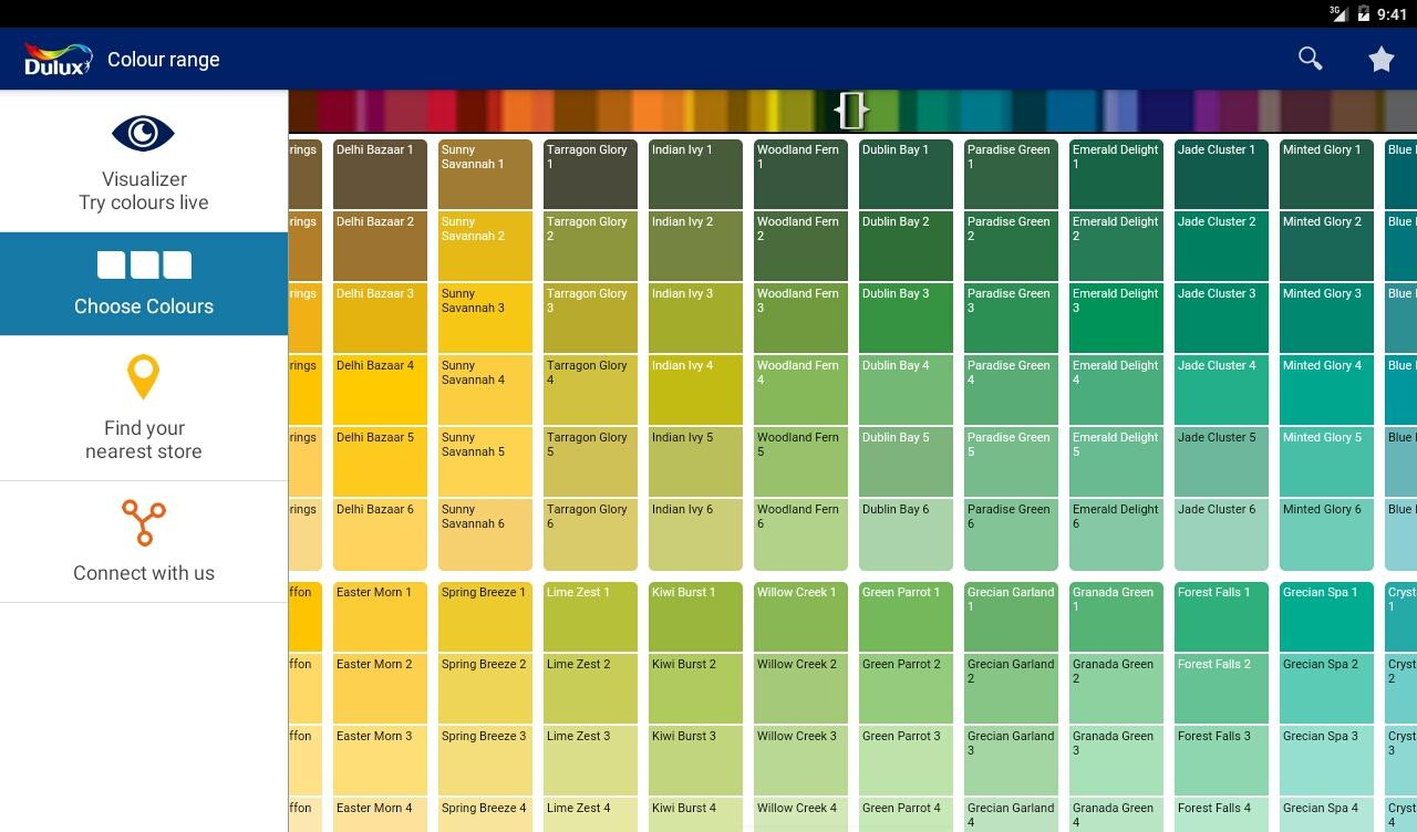 dulux visualizer jo android apps on google play. Black Bedroom Furniture Sets. Home Design Ideas