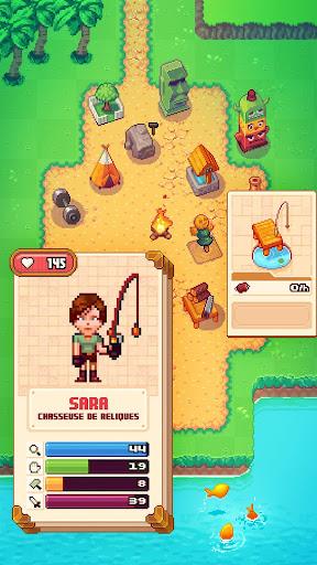 Tinker Island:  Île d'aventure et survie  captures d'écran 1