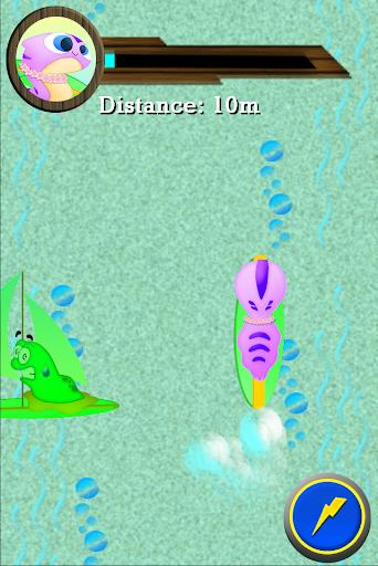 Slugterra Surfer