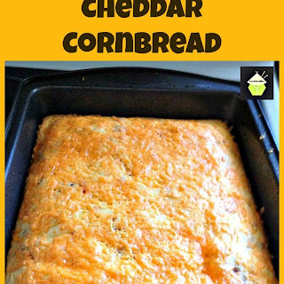 Beer, Bacon and Cheddar Cornbread.