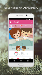LoveByte - Relationship App- screenshot thumbnail