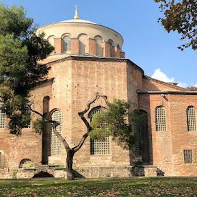 ローマ皇帝コンスタンティヌス1世が建設!トルコ・イスタンブールの教会「アヤイリニ教会」
