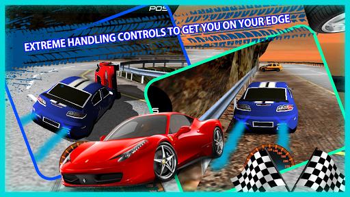 극단적 인 자동차 GTR 레이싱|玩賽車遊戲App免費|玩APPs