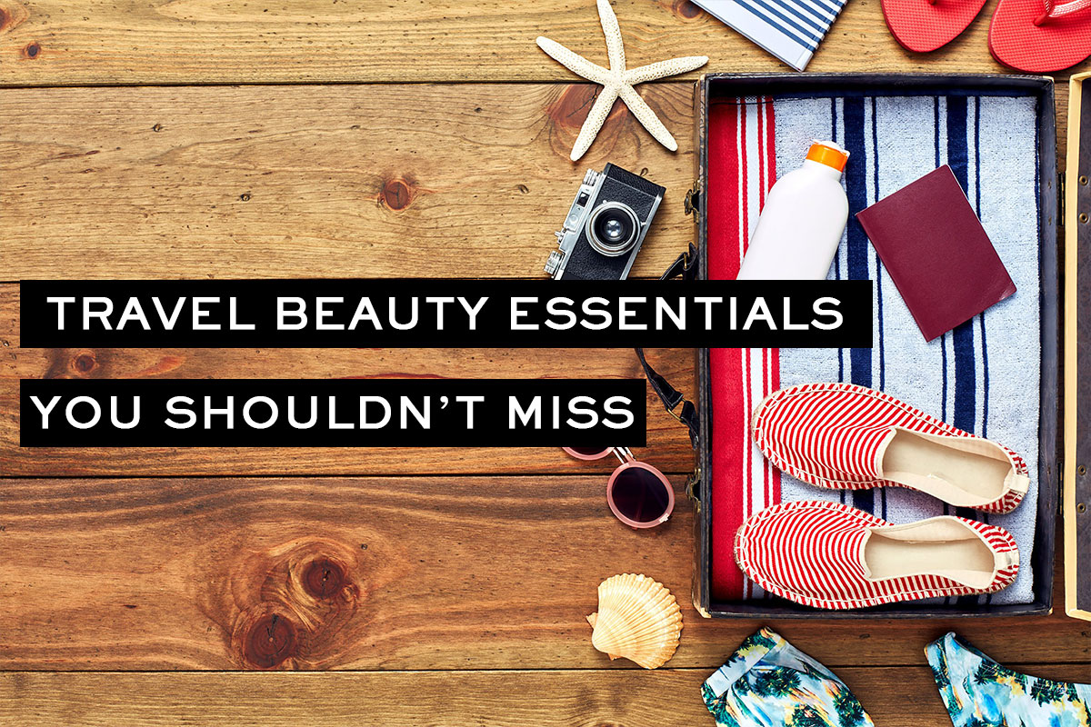 Holiday Essentials for Beauty