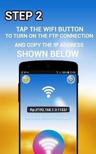 Wifi Assist - Upload Big Files - náhled