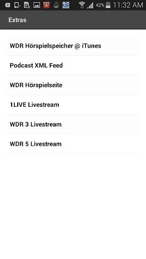 玩免費娛樂APP|下載WDR Hörspielspeicher app不用錢|硬是要APP