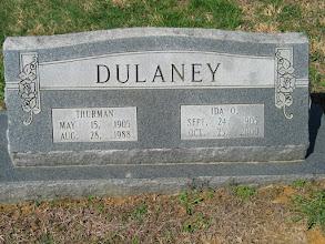 Photo: Dulaney, Thurman and Ida O.