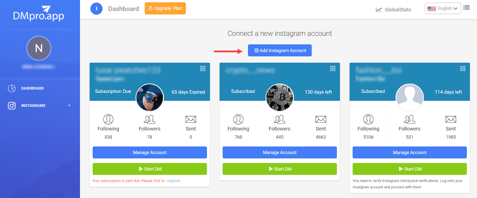 how to see old direct messages on instagram