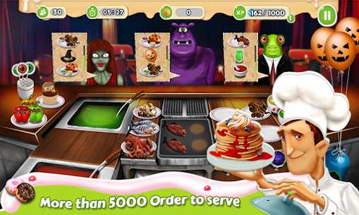 Breakfast Cooking Mania 1.48 MOD (Unlimited Money + Remove Ads) 5