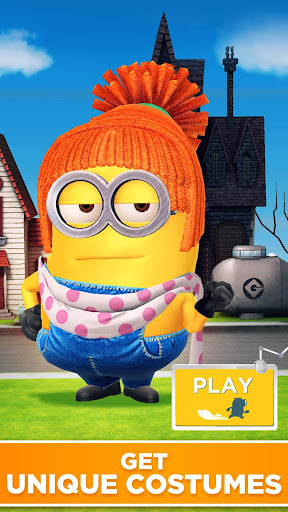 Minion Rush: Despicable Me Official Game screenshot 9