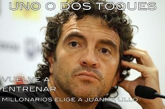 Photo: Un entrenador con un ideario interesante pero al que los resultados no le han acompañado. Probará en Colombia