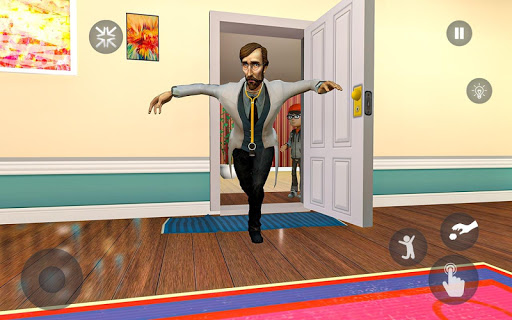 Scary school Evil teacher  Games android2mod screenshots 2