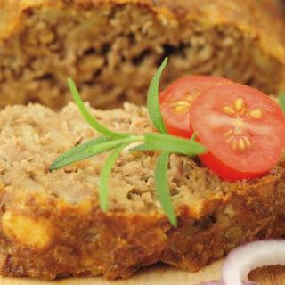 Crockpot Italian-Style Meatloaf
