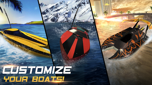 Xtreme Racing 2 - Speed Boats