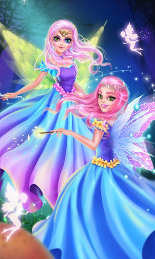 休閒必備免費app推薦|Fairy Magic Makeover Salon Spa線上免付費app下載|3C達人阿輝的APP