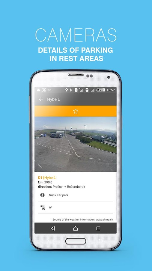 Help on motorway- screenshot