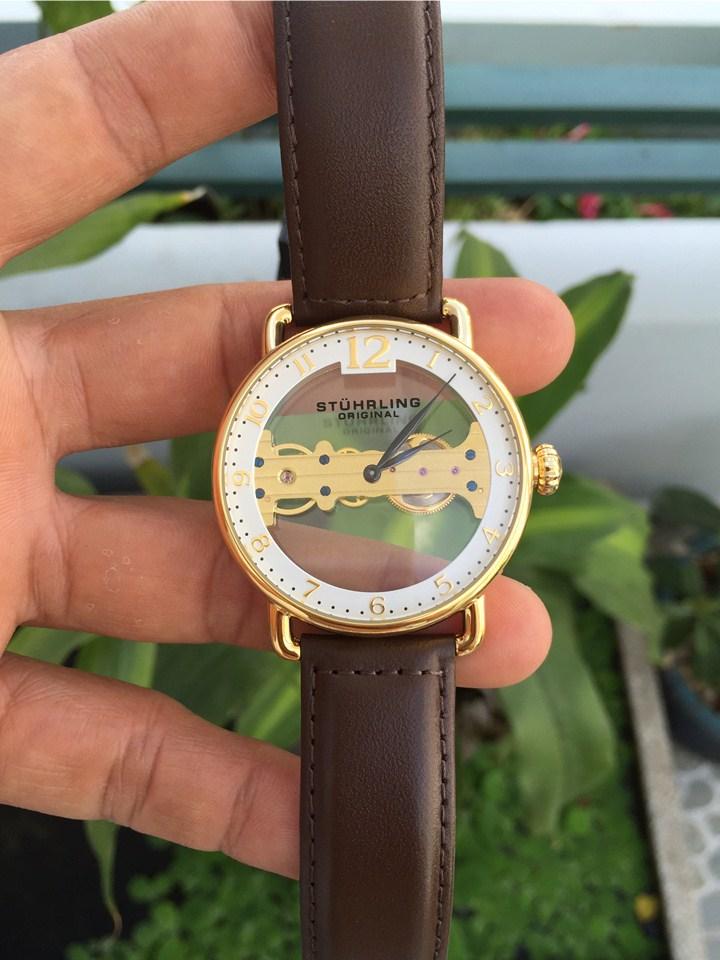 Đồng hồ xách tay 100% chính hãng: Stuhrling, Movado, Bulova. Ship hàng Mỹ về Việt Nam - 12