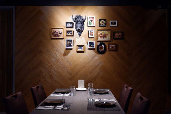 Osteria-Rossa 紅點熟成肉餐廳|情侶約會、好友聚餐、家庭聚會的餐廳好選擇!