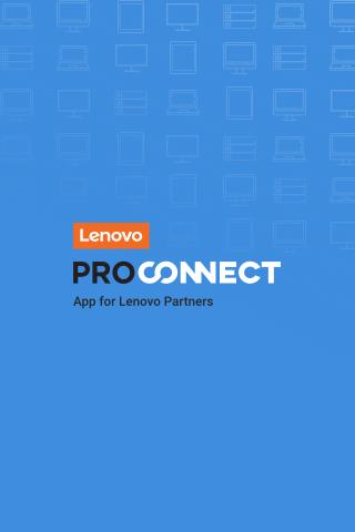Lenovo ProConnect (Partner) ss1