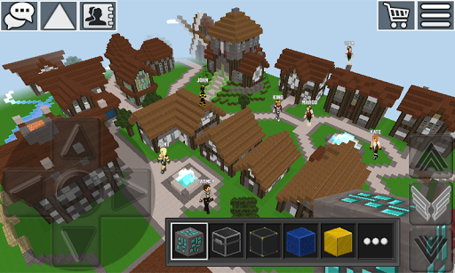 WorldCraft : 3D Build & Craft 2.7 screenshots 1
