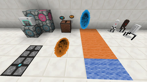 Portal Gun for Minecraft 2.0.3 screenshots 2