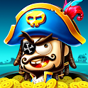 Pirate Coin Master: Raid Island Battle Adventure icon