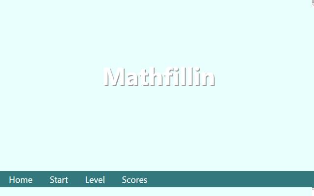 Mathfillin for Chrome