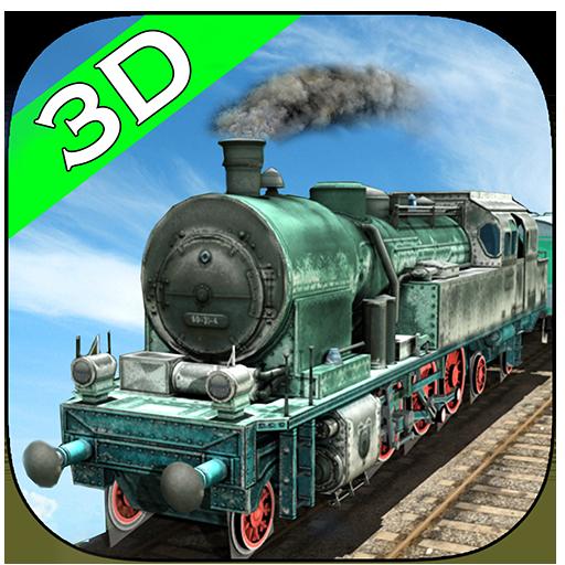 山站:蒸汽火车 模擬 LOGO-玩APPs