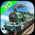 Hill Station: Steam Train icon