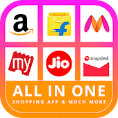 Download All in One Online Shopping App Free