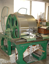 Photo: Valj za struženje kovine - Hobelmaschine - Planing machine