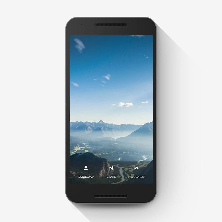 frame wallpapers screenshot - Mobile Frame