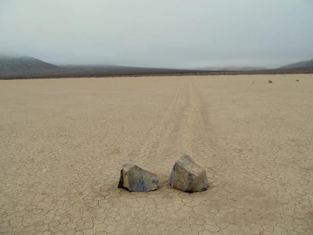 Twin rocks