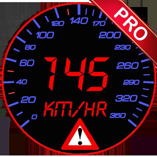 GPS Speedometer - Trip Meter -PRO (No Ads)