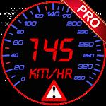 GPS Speedometer - Trip Meter -PRO (No Ads) Icon