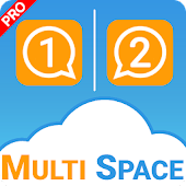 Multi Space : Run Parallel App (Ads Free)