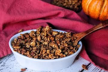 Pumpkin Crunch Granola