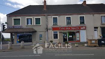 locaux professionels à Saint-Vallier (71)