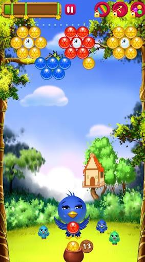Birds POP Bubble Shooter game