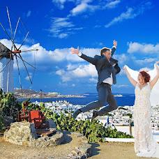 Wedding photographer Kostas Sinis (sinis). Photo of 06.02.2018