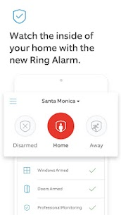Ring doorbell – Always Home 2