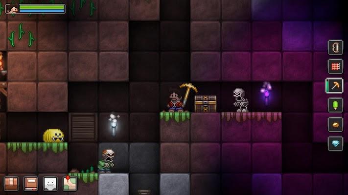 Junk Jack- screenshot