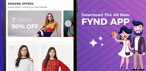Fynd - Online Shopping App for PC
