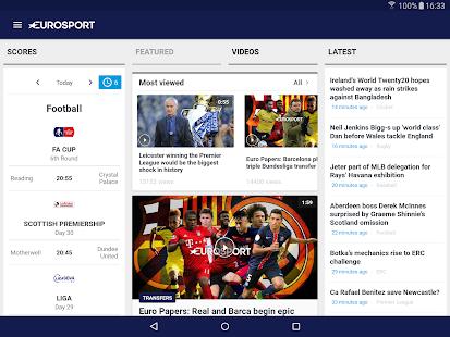 Eurosport Screenshot 14