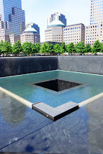 Photo: The Twin Towers Memorial