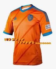 Photo: Valencia 2ª * Camiseta Manga Corta